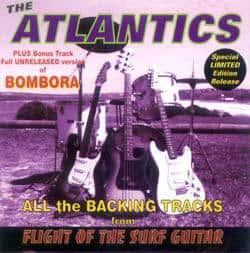 Flight of the Surf Guitar Backing Tracks CD
