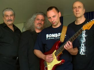 Back to where it started. The Atlantics will play at Coogee Diggers later this month, almost 50 years since writing the classic surf rock anthem 'Bombora' on Oberon St.